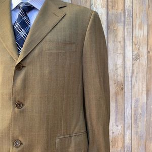 Canali Suits & Blazers - Canali Herringbone All Season Sport Coat / Blazer